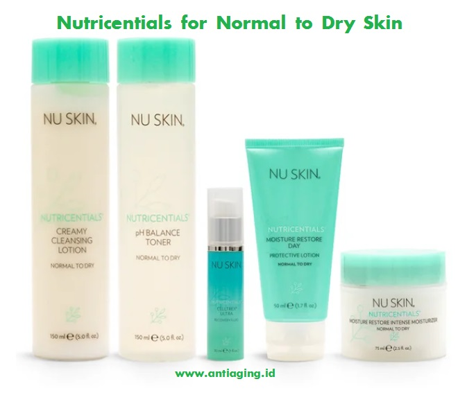 nutricentials normal to dry skin